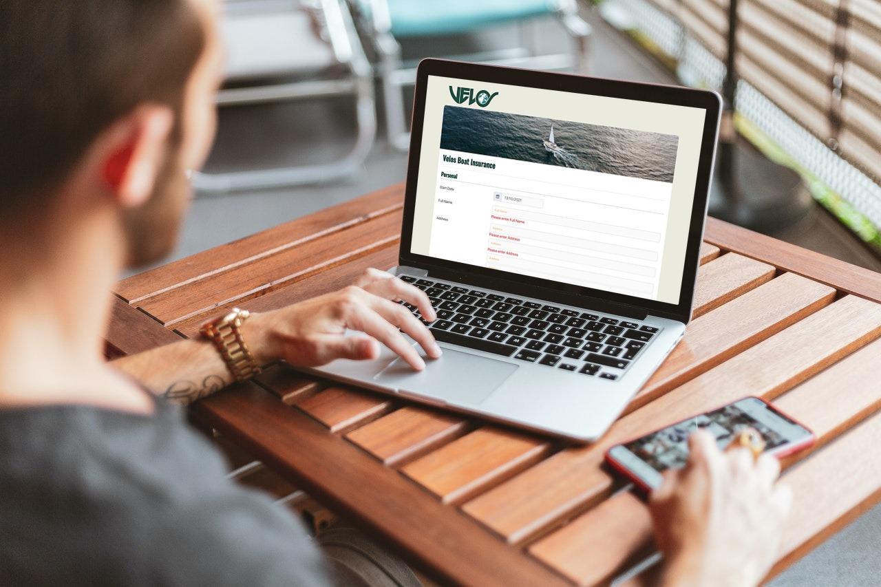 Velos Boat Insurance Form