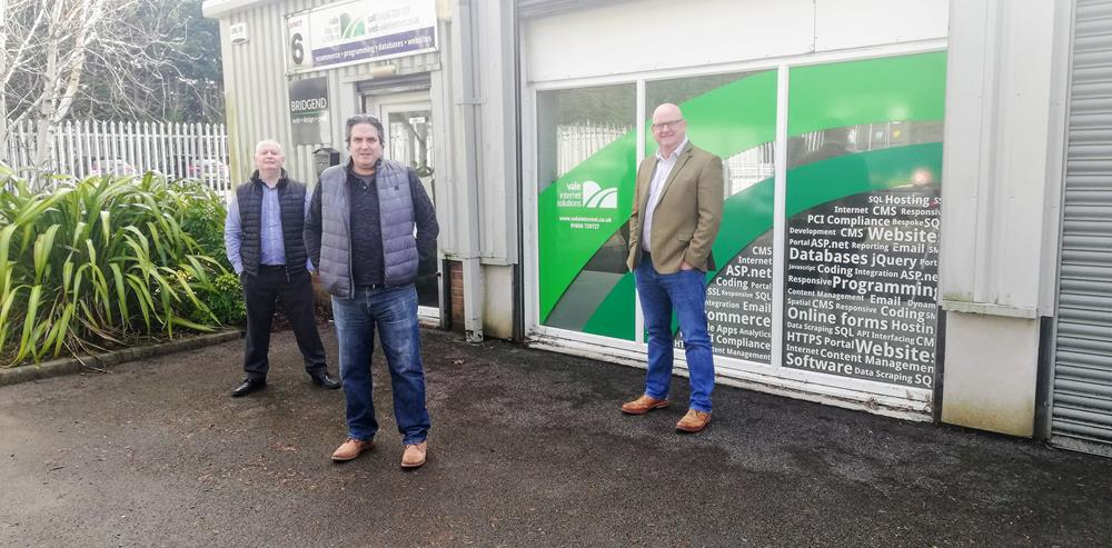 Local businessmen invest in Vale Internet Solutions